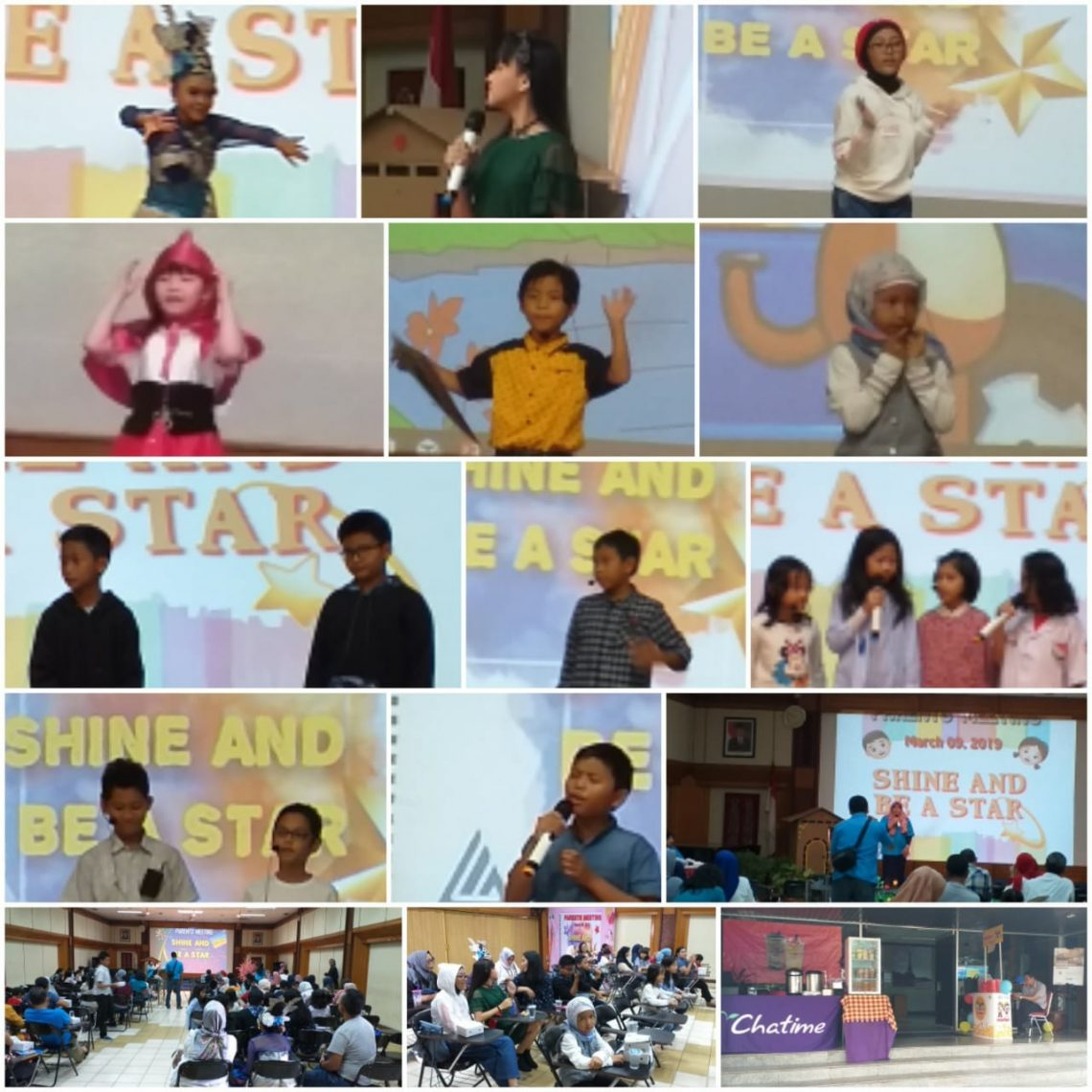 Parents' Meeting & Student Performance March 9, 2019
