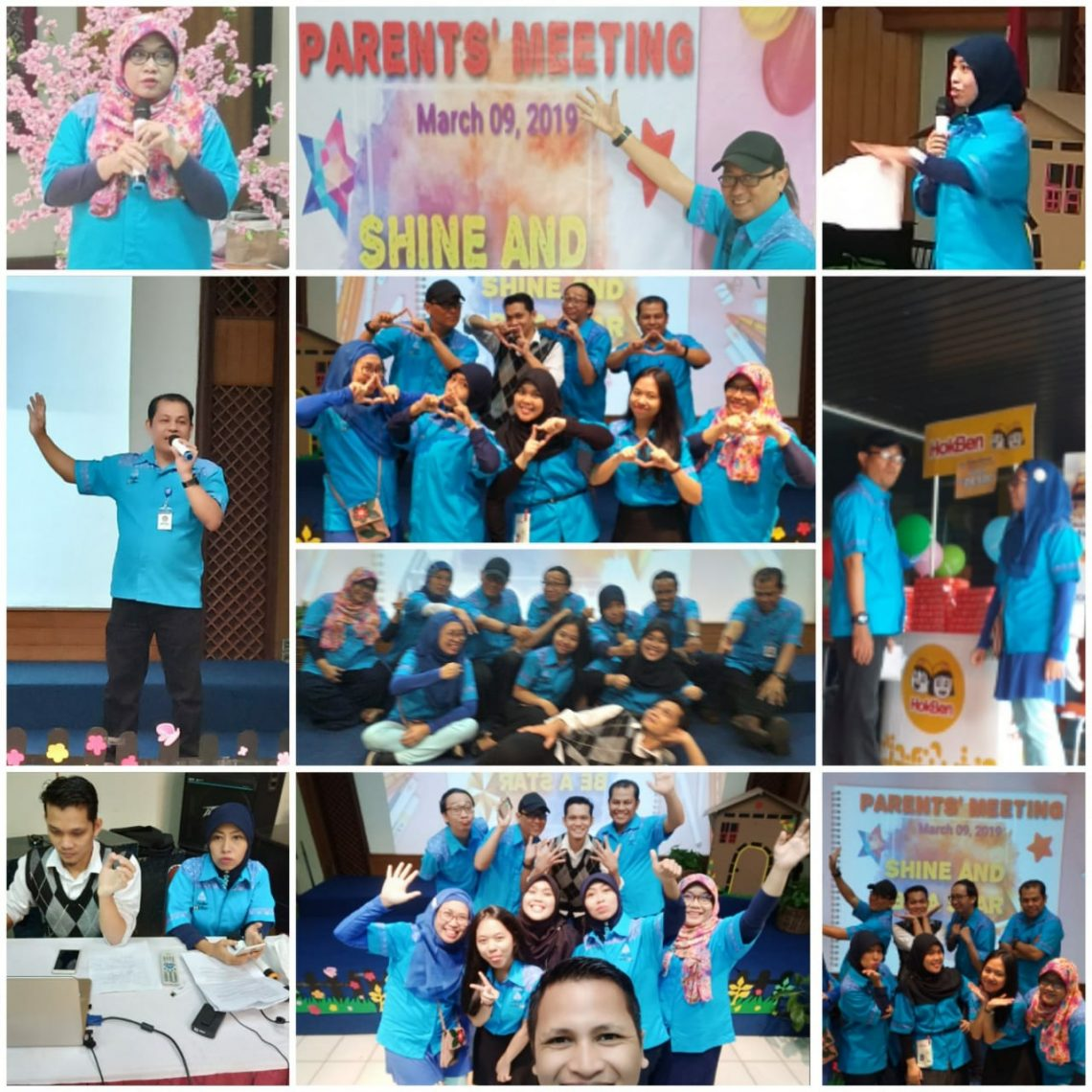 Parents' meeting