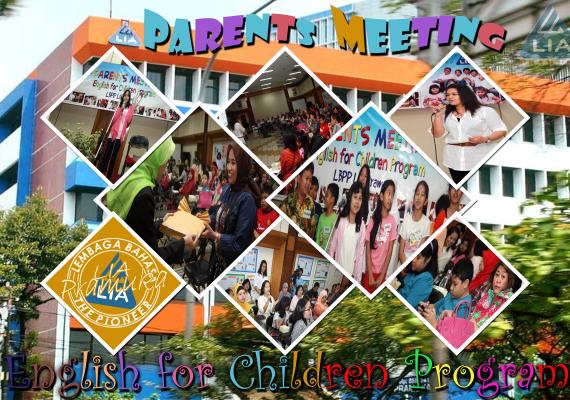 Parents Meeting EC Program